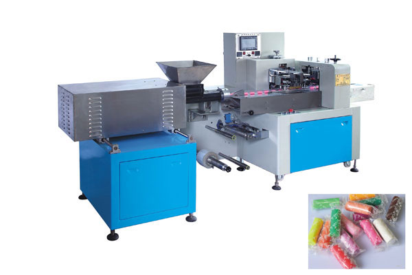 DZB260 Color Clay Packing Machine